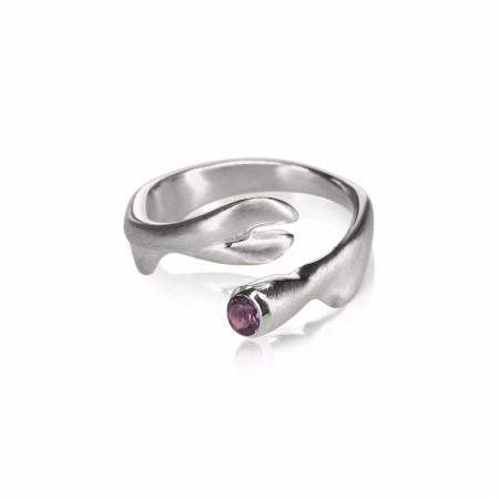 Vido Jewels Root ring med Amethyst