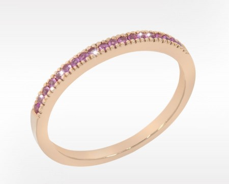 Sublime pink ring